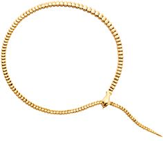 Celebrate the Lunar New Year in style! Tiffany & Co. Elsa Peretti Snake Necklace