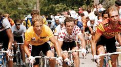 Was the 1986 Tour the best ever? The author of the book Slaying the Badger argues that it was.