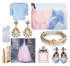 """""""Pantone Colors with Chloe + Isabel"""" by la-guajira on Polyvore  All jewelry can be found in my boutique xiomarad.chloeandisabel.com"""