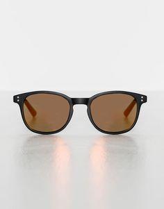 Pull&Bear - hombre - novedades - accesorios - gafa pasta negra lente color - varios - 09898503-I2016
