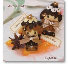 dulces pilukas: Deliciosos Cupcake.