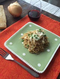 Pasta With Peas | Oldways