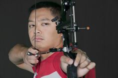 Olympic target in sight for archers