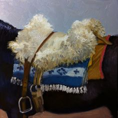 Gaucho saddle