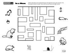 Help the rodents through the maze to find objects they like to chew. There can be more than one destination for each rodent. Science Worksheets, More Than One, Find Objects, Rodents, Teacher Newsletter, Teacher Pay Teachers, Maze, Teaching, Plants