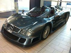 Mercedes Benz Museum UK