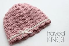 PDF CROCHET PATTERN Giuliana Hat