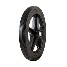 Marathon 16x175 Flat Free Cart Tire on Plastic Rim 34 Bearings * Check out the image by visiting the link.