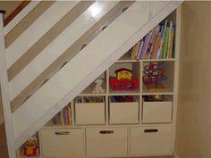 more under stair storage