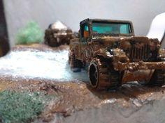 Hotwheels offroad