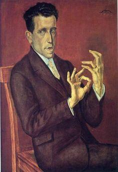 Вильгельм Генрих Отто Дикс ( 1891-1969).