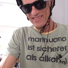 On the road again. Delivering SAFER message in German today. On The Road Again, Sassy, Stencils, German, Mens Sunglasses, Instagram Posts, Style, Fashion, Deutsch