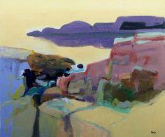 "Saatchi Online Artist ferdinand rosa; Painting, ""Acadia # 6"" #art"