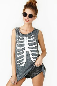 Inside Out Tank in Clothes Tops Graphics at Nasty Gal Look Fashion, Fashion Outfits, Womens Fashion, Dress Me Up, Passion For Fashion, Dress To Impress, Body, Ideias Fashion, Style Me