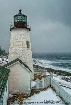 Pemaquid Lighthouse,Maine ..rh