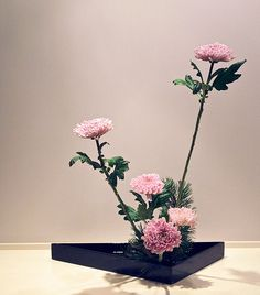 The Nordic Lotus Ikebana Blog: Kiku and Double Nine
