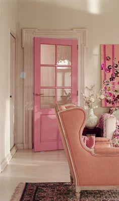 kleurgebruik romantisch wit roze