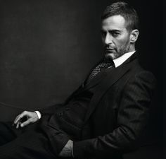 vogue:    Marc Jacobs Photographed by Annie Leibovitz for the January Issue of Vogue