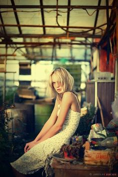 It's all about the place.  Love how Jaroslav adds grain to his backgrounds to enhance the model.