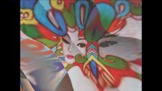 MUJER. El lenguaje del rostro femenino a través de la imagen fractal. Video y diseño Fractal por Lilia Morales y Mori