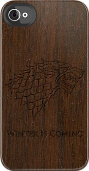 I want!!! Game of thrones iphone case