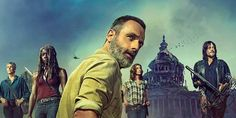 The Walking Dead, Walking Dead Season 9, Ally Mcbeal, Little Britain, Steven Yeun, Laura Palmer, Melissa Mcbride, Jeff Bridges, Patrick Dempsey