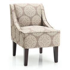 Formal Living Room Chairs    Marlow Gabrieel Accent Chair   Overstock.com