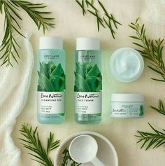 Oriflame love nature tea tree treatment make up & skin care di 2019 pin Oriflame Beauty Products, Bob Hair Color, Toner For Face, Face Lotion, Cleansing Gel, Perfume, Cosmetic Packaging, Creative Makeup, Tea Tree