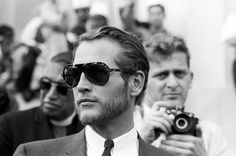 Paul Newman at the 1963 March on Washington