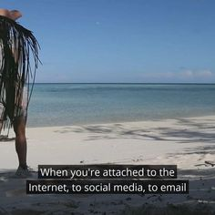 Every year I switch off the internet for at least a week. I've been doing this for many years now - and this year, instead of taking the internet away from me, I took myself away from the internet. I visited Heron Island in the Great Barrier Reef - where there's no phone service and no internet (unless you pay a lot for it) - and spent my time walking, reading, snorkelling, swimming, eating, hanging out with friends, and filming this video for you Phone Service, Snorkelling, Great Barrier Reef, Hanging Out, Take That, Swimming, Social Media, Island, Heron