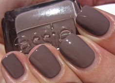 Essie 'Don't Sweater It' Fall 2012