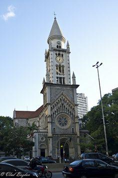 Sao Paulo, Brazil Igreja da Consolação