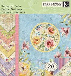 K Watercolor Bouquet 12-by-12-Inch Specialty Paper Pad by K, http://www.amazon.com/dp/B004W8SAZ8/ref=cm_sw_r_pi_dp_.9fQqb18CJ8YX