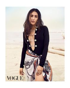 Sara Ali Khan, daughter of Saif Ali Khan and the new superstar actress of Bollywood who is just two movies old has come up with her new Vogue Magazine pictures. Her pictures look beautiful and bold shot in some exotic location. Some of her pictures are: Indian Bollywood Actress, Indian Actresses, Tamil Actress, Indian Celebrities, Bollywood Celebrities, Teen Celebrities, Bollywood Images, Bollywood Stars, Bollywood Updates