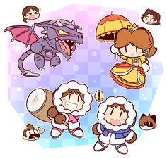 Video Games Funny, Funny Games, Super Smash Bros, Princess Toadstool, Kirby Character, Dreamworks Movies, Nintendo Sega, Otaku, Metroid