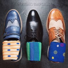 • Brogue Shoes and colorful socks is the best match for today  •  www.primoemporio.it   _______  For Info and Collaborations contact us on:   shop@primoemporio.it  #primoemporio #spring #summer #collection #brogue #socks #menswear #footwear #classyshoes #polishboy #guy #style #mensstyle #ootd #outfit