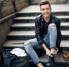 Jacket/jeans