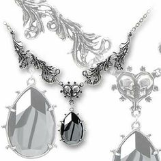 Alchemy Gothic Goth Punk Rock Jewelry Necklaces Pendants Chokers