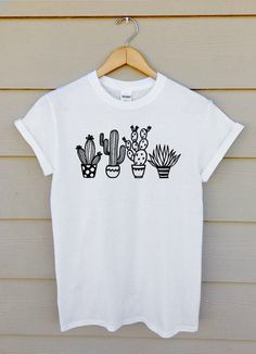 Tumblr Shirt, Cactus Shirt, T Shirt Painting, Mothers Day Shirts, Mama Shirt, Vinyl Shirts, Cute Tshirts, Direct To Garment Printer, Shirt Style