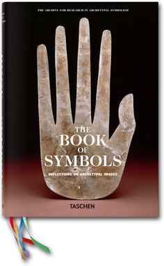 The Book of Symbols, Hard Cover The Book of Symbols combines original and incisive essays about particular symbols with representative images from all parts of the world and all eras of history. The highly readable texts and over 800 beautiful full-color images come together in a unique way to convey hidden dimensions of meaning.