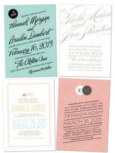 bottom right, the light pink with the black card. Great little logo with lines. i keep gravitating to the black all caps type.