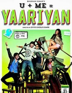 Yaariyan 2014 DTHRip HDTV 400mb
