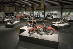 """Motorcycle As Art"", the flagship annual exhibit curated by Michael Lichter at the legendary Buffalo Chip during the Sturgis Rally, will be focusing on the origins and renewed popularity of the Café Racer movement. - See more at: http://custombikeshows.com/ultimatebuilder/2013/05/30/cafe-racer-culture-rolls-into-the-legendary-buffalo-chip/"