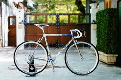 Colnago Master X-Light in Mapei colors