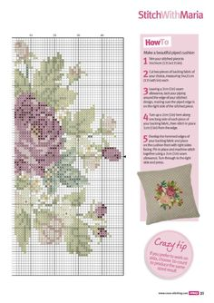 Gallery.ru / Фото #31 - Cross Stitch Crazy 206 - tymannost / w kropki 3/3