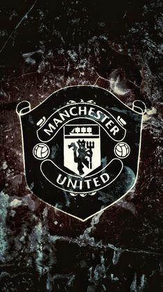 Logo of man United