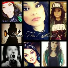 Snow Tha product. One if the sickest female rappers ever! ... WAKE YA GAME UP!!
