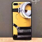 Cartoon Minions Soft TPU Phone Case Back Cover For Apple iPhone 5 5S 5C SE No2
