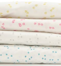 Stylin' Fitted Crib Sheets