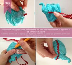 Hi, today I will share a pincushion tutorial that I made, hoping you like it and encourage you to do so.  Here I leave the patterns ....